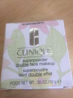 Clinique superpowder double face