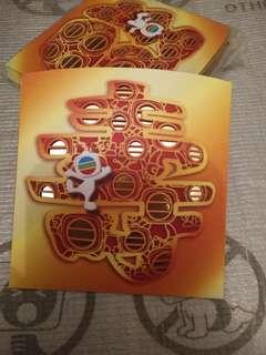 TVB 2009 年日曆卡
