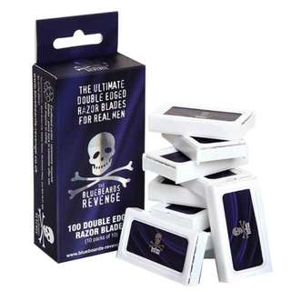 THE BLUEBEARDS REVENGE - DE RAZOR BLADES