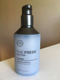 The Face Shop Hydrating Emulsion The Fresh For Men