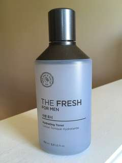 The Face Shop Fresh For Men Hydrating Toner