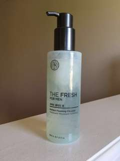The Face Shop Perfect Foaming Cleanser Fresh for Men