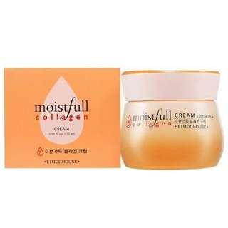 Etude Moistfull Cream Collagen