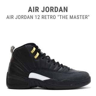 Jordan Retro 12 The Master
