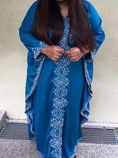Silk Kaftan/Dress