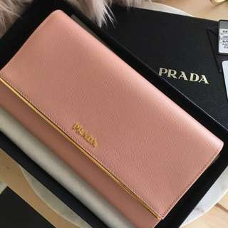 Prada Wallet [Authentic Brand New]