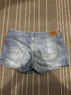 Jeans levis short