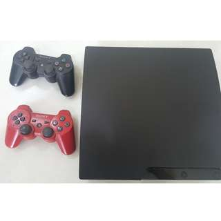 PS3 + 50 over games BUNDLE