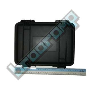 ABS plastic protection box with foam