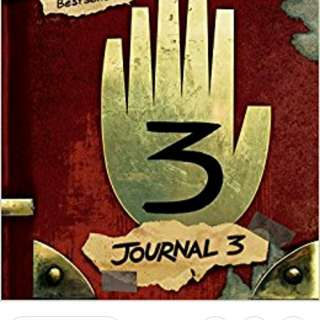 LOOKING FOR JOURNAL 3 GRAVITY FALLS