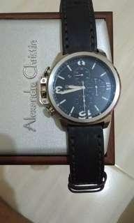 Jam tangan pria Alexander Chistie