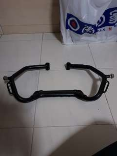 BMW F800GS Stock Rack