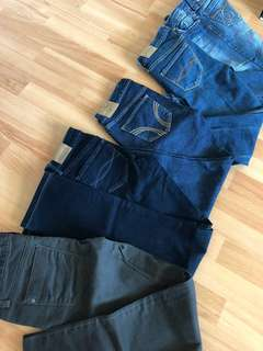 Random size 0 or 00 Jeans