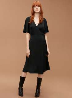 Aritzia Wilfred Nadine Dress