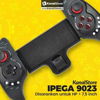 Stik Gaming Controller IPEGA 9023 for Android, Game PC, & VR Box