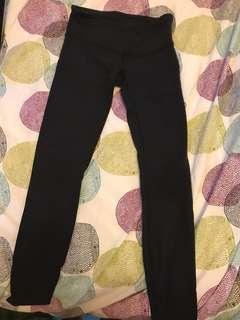 Lululemon leggings- full length size 4