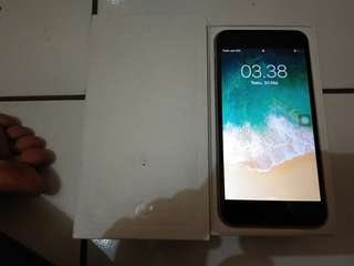 Iphone 6 Plus 16Gb Grey Fullset