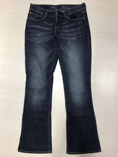 Levi's Jeans (Ladies Bold Curve, Skinny Boot)