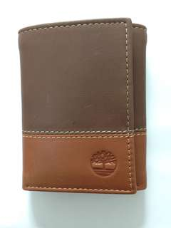 Timberland Trifold Wallet (Authentic)