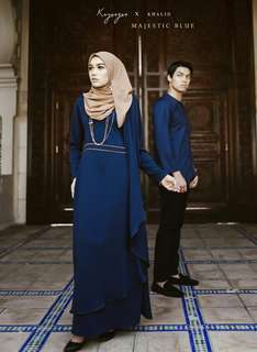 Baju Raya couple