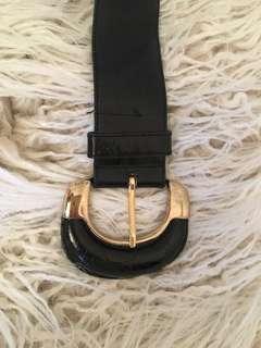 Vintage 1980's belt
