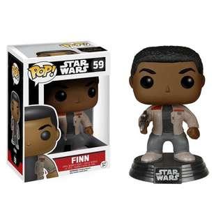 Funko Pop! Star Wars Finn