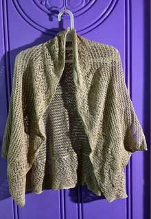 Light brown cardigan