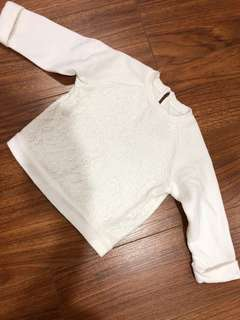 Mothercare White Sweater