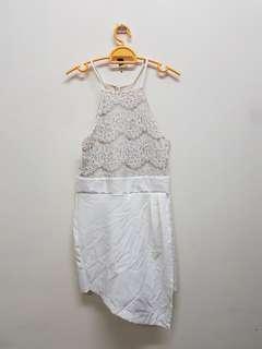 Laze pant dress