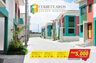Golden Horizon Courtyard