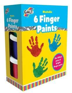 Washable Hand Paint