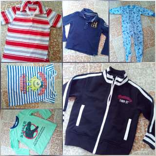 For sale! Kids apparel take all