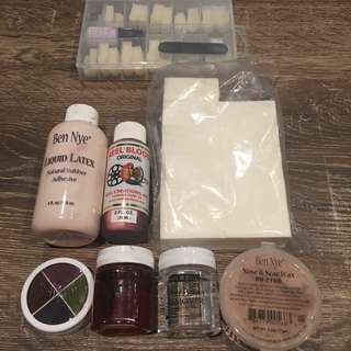Assorted Special Effects Makeup