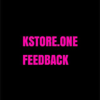 KSTORE.ONE FEEDBACK