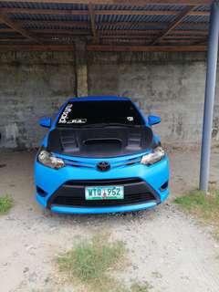 Toyota Vios 2014 E Rush!!!