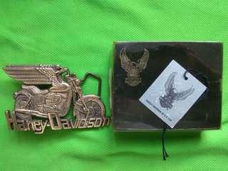 Harley Davidson 皮帶扣