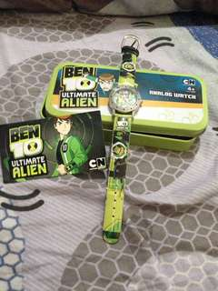 Ben 10 Analog Watch