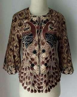 Top Batik Bordir