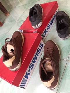 Used KSwiss Sneakers