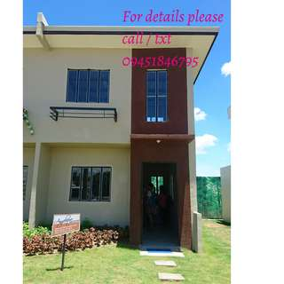 Houseand lot in bulacan