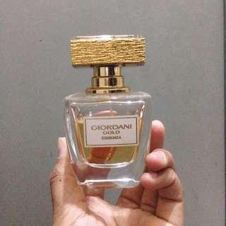 (Re-Price) Oriflame Giordani Gold Essenza PARFUM 50ml