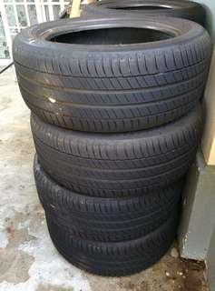 Tayer murah michelin primacy 3.  225/50/17