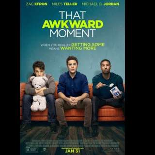 [Rent-A-Movie] THE AWKWARD MOMENT (2014)