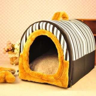 🚚 現貨 賣完不補 寵物 可拆式房子 猫窩小狗狗用品秋冬夏天都適用