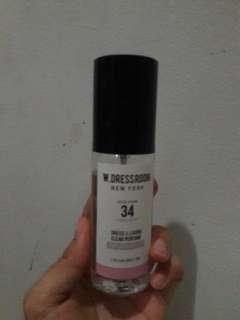 W.Dressroom Clear Perfume no 34