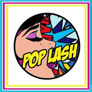 🚚 POP LASH : BAE