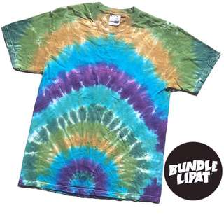 Tie Dyed Tshirt Size M
