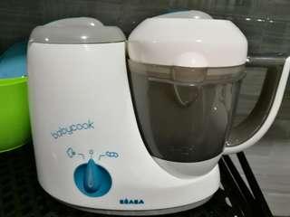 Beaba baby cook original plus ( almost new)