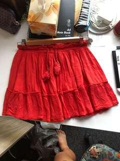 Cute SEED mini skirt