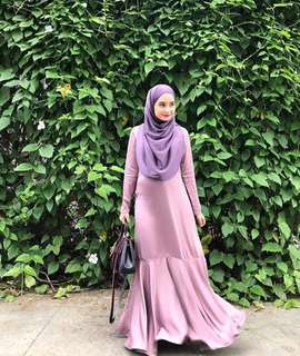 INSTOCK Rabecca dress jubah (M size)